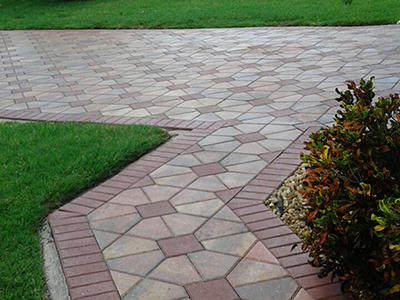 Brick and Concrete Pavers