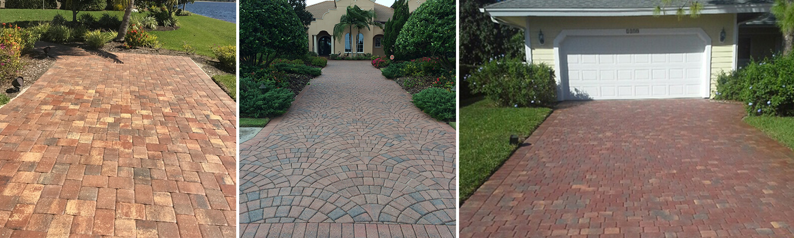 Clean Brick Pavers